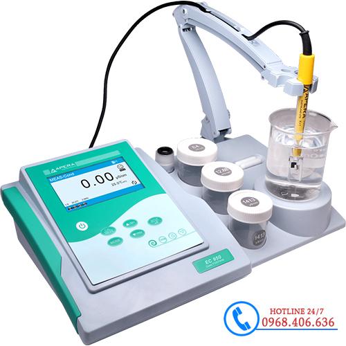 Hình ảnh Máy đo độ dẫn/TDS/độ mặn/nhiệt độ để bàn APERA EC950 (tích hợp khuấy từ) cung cấp bởi Stech Sài Gòn. Sản phẩm có sẵn tại Hà Nội và Hồ Chí Minh