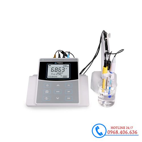 Hình ảnh Máy đo pH/mV/độ dẫn/TDS/Độ mặn/Trở kháng/Nhiệt độ APERA PC800 (truy xuất dữ liệu) sản phẩm có sẵn tại Stech Sài Gòn