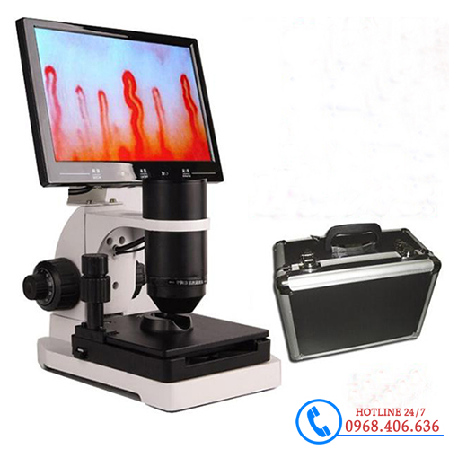 Hình ảnh Kính hiển vi soi mạch máu Trung Quốc SM-400X-9D cung cấp bởi Stech Sài Gòn. Sản phẩm có sẵn tại Hà Nội và Hồ Chí Minh