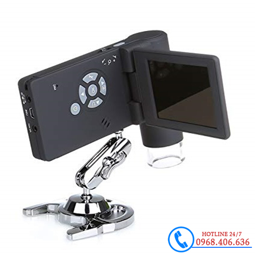 Hình ảnh Kính hiển vi điện tử cầm tay Trung Quốc SVM-139( LCD 3 inch) cung cấp bởi Stech Sài Gòn. Sản phẩm có sẵn tại Hà Nội và Hồ Chí Minh