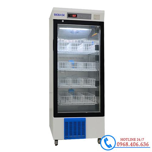 Hình ảnh Tủ lạnh trữ máu chuyên dụng 250 lít Biobase BBR-4V250 sản phẩm có sẵn tại Stech Sài Gòn