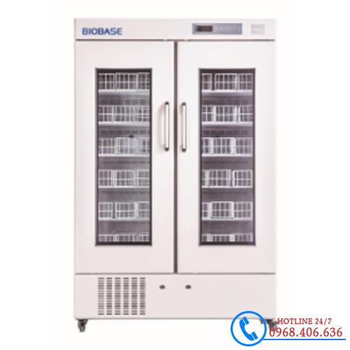 Hình ảnh Tủ lạnh trữ máu chuyên dụng 650 lít Biobase BBR-4V650 sản phẩm có sẵn tại Stech Sài Gòn