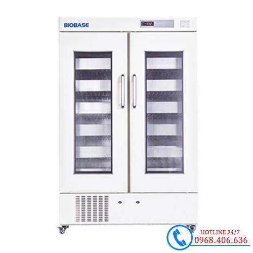 Hình ảnh Tủ lạnh trữ máu chuyên dụng 1000 lít Biobase BBR-4V1000 sản phẩm có sẵn tại Stech Sài Gòn