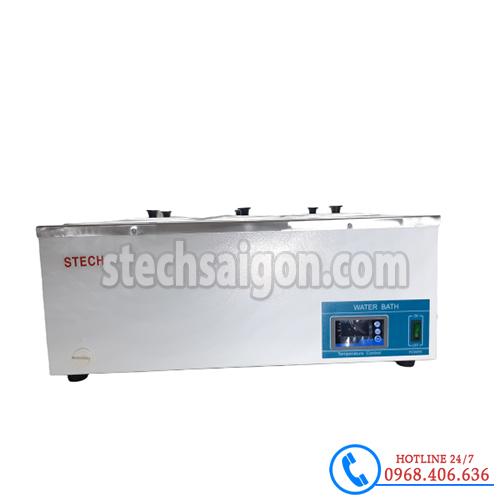 Hình ảnh Bể ổn nhiệt Trung Quốc 6 vị trí HH-S6 cung cấp bởi Stech Sài Gòn. Sản phẩm có sẵn tại Hà Nội và Hồ Chí Minh