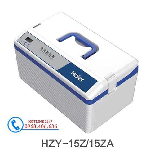 Hình ảnh Hộp bảo quản lạnh 2-6oC, 11 lít Haier BioMedical HZY-15ZA sản phẩm có sẵn tại Stech Sài Gòn