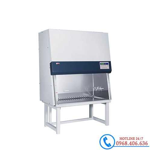 Hình ảnh Tủ an toàn sinh học cấp 2 Haier HR50-IIA2 (1.5m - kiểu A2) cung cấp bởi Stech Sài Gòn. Sản phẩm có sẵn tại Hà Nội và Hồ Chí Minh