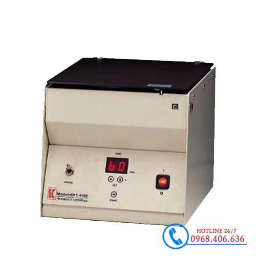Hình ảnh Máy ly tâm máu hematocrit Đài Loan Gemmy KHT-410E cung cấp bởi Stech Sài Gòn. Sản phẩm có sẵn tại Hà Nội và Hồ Chí Minh