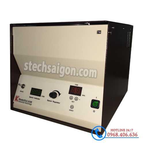 Hình ảnh Máy ly tâm Đài Loan Gemmy PLC-012E (4 ống x 50ml ) sản phẩm có sẵn tại Stech Sài Gòn