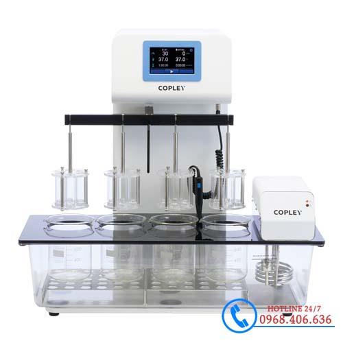 Hình ảnh Máy đo độ tan rã của thuốc Copley DTG 400i sản phẩm có sẵn tại Stech Sài Gòn