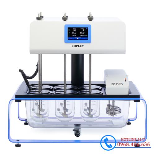 HÌnh ảnh máy đo độ hòa tan của thuốc Copley DIS 600i sản phẩm chất lượng tại Stech Sài Gòn
