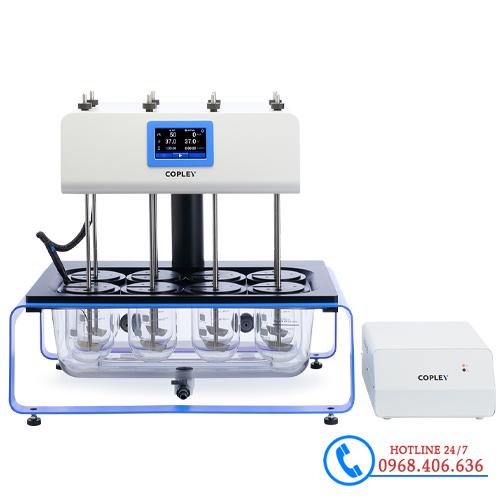 HÌnh ảnh máy đo độ hòa tan của thuốc Copley DIS 800i sản phẩm chất lượng tại Stech Sài Gòn