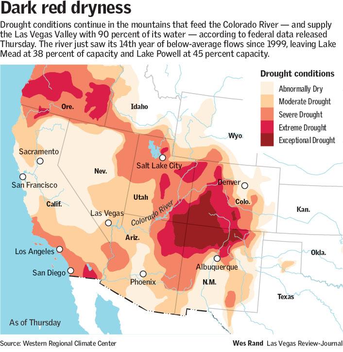 nevada takes first sip of colorado river drought plan las vegas rh reviewjournal com