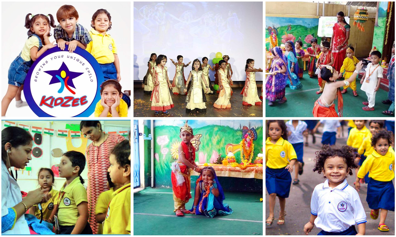 Kidzee Preschool Ramnagar