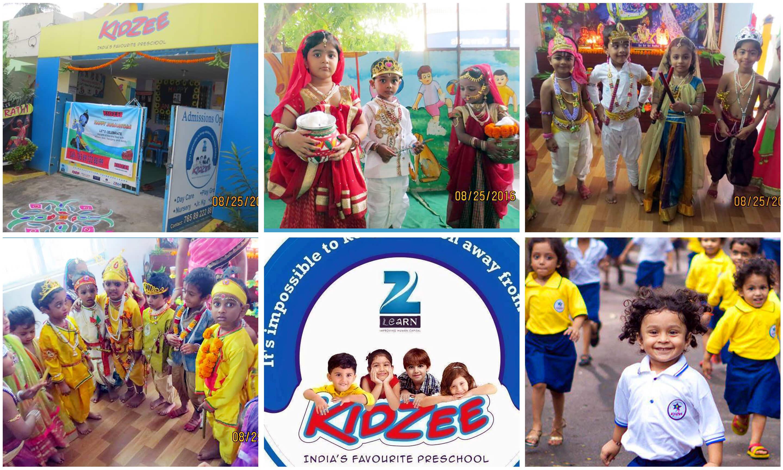 Kidzee Preschool Lawsons Bay Colony