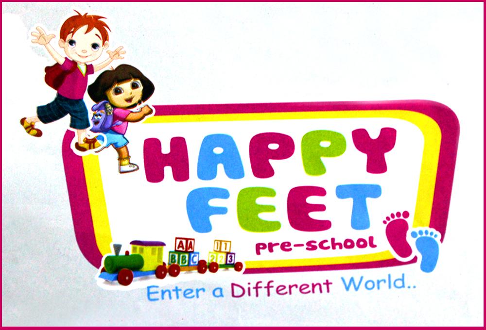 Happy Feet Preschool Muralinagar
