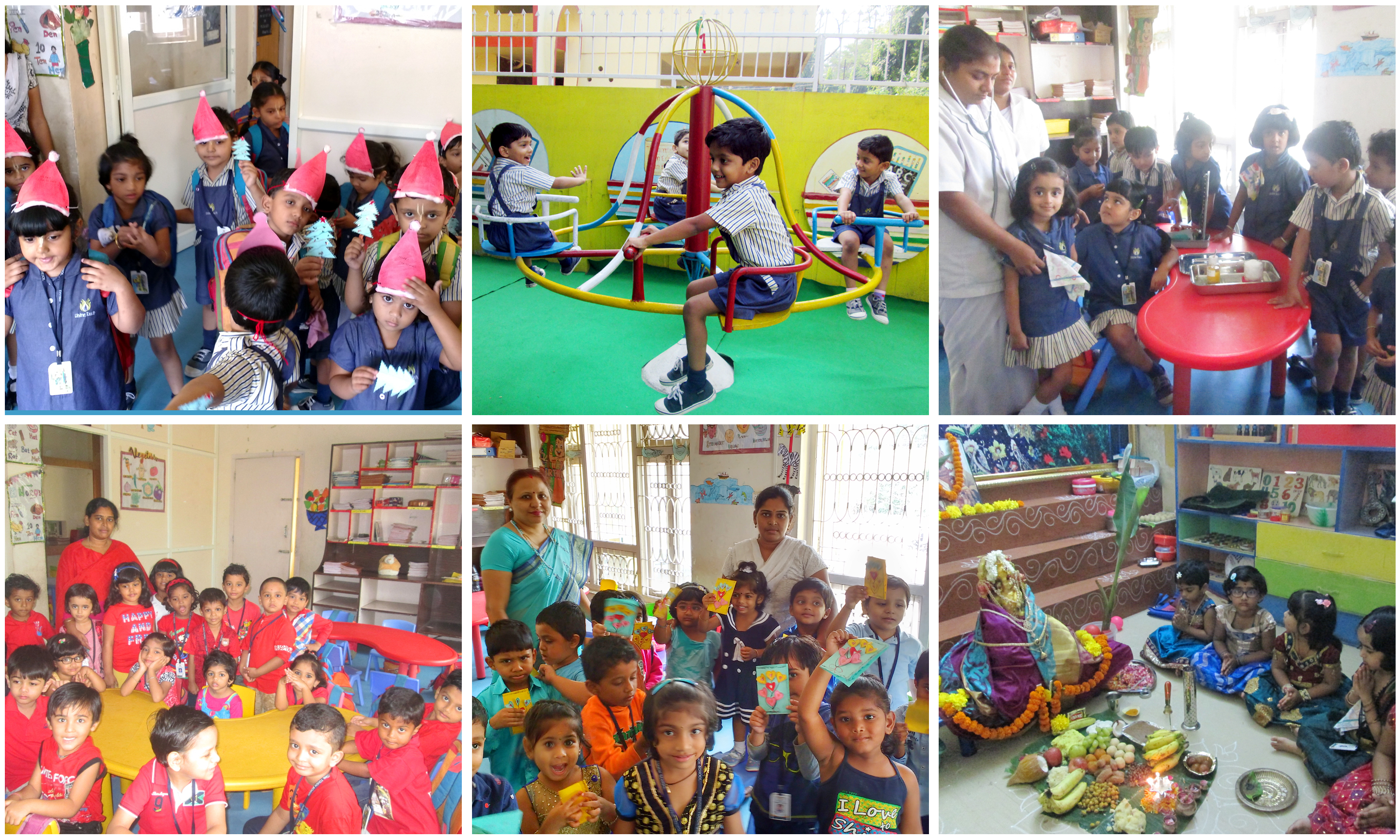 Divine Touch Play School