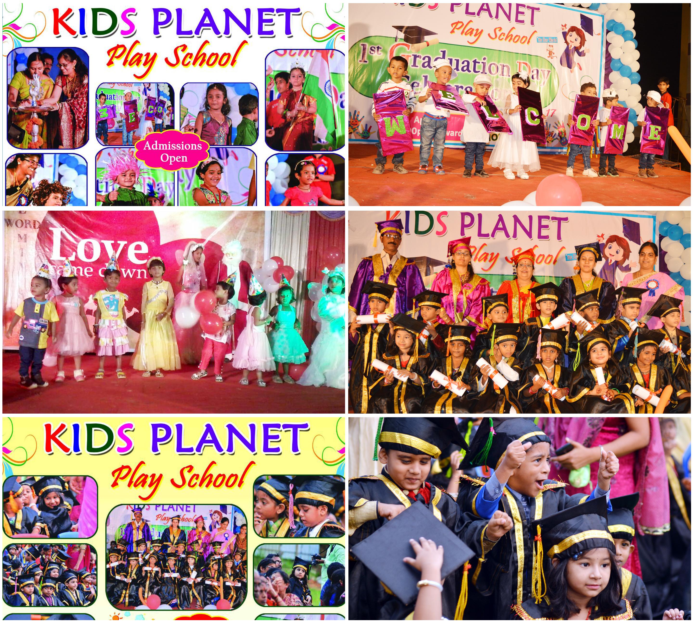 Kids Planet Play School