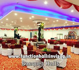 Function Halls in Vizag