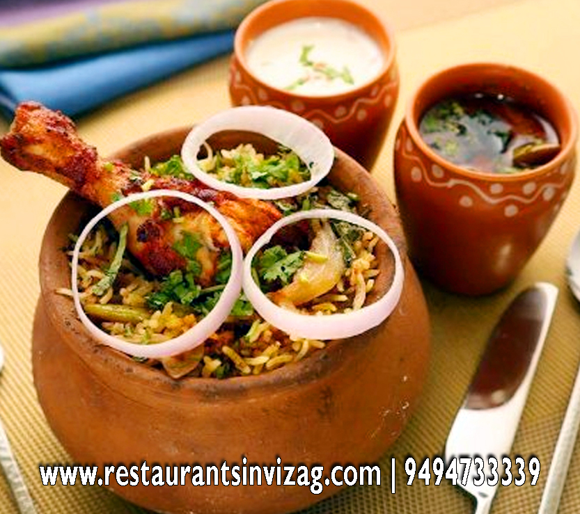 Restaurants in Vizag