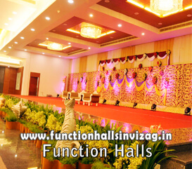 Function Halls in Vizag