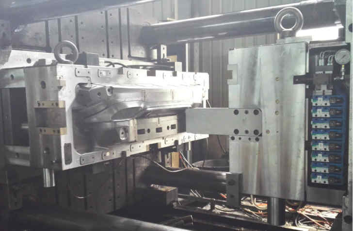 instrument panels mould