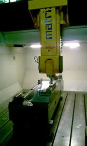 plastic mold machining