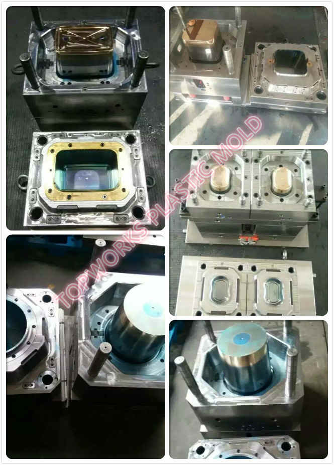 thin wall mould