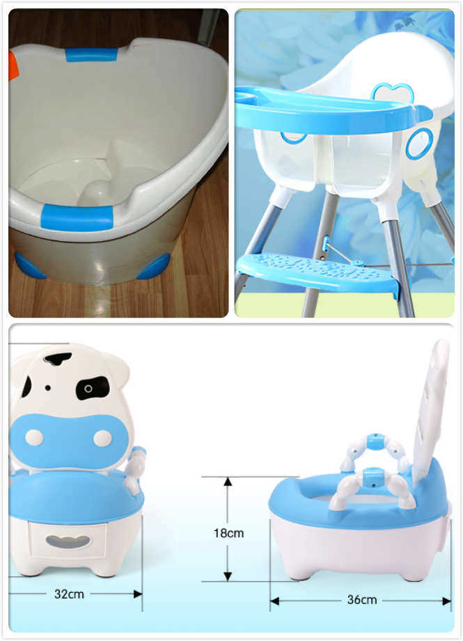 Baby Potty Moulds