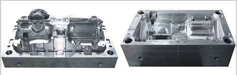 automotive instrument panels mould making