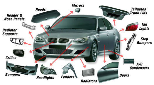 Car interior and exterior trim mold supplier in china for Exterior car design