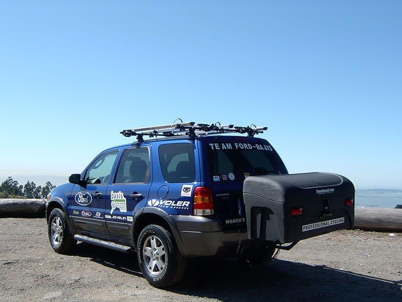 Stowaway Standard Cargo Box on Ford Escape