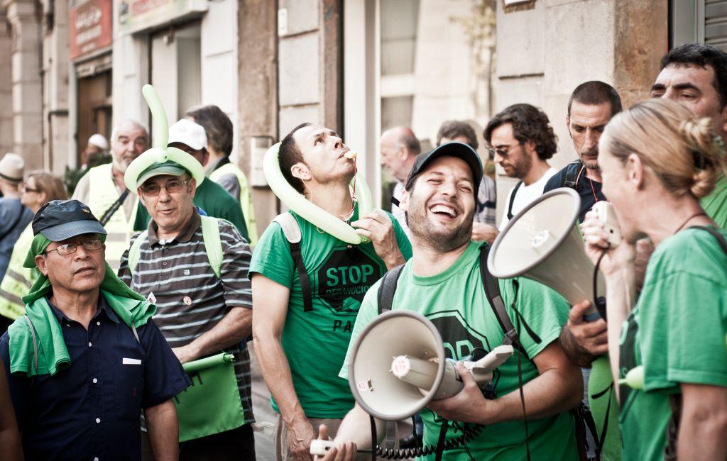 "FILMTIPP: ""Sí se puede"" Dokumentarfilm über sieben Tage PAH in Barcelona"
