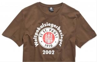 Weltpokalsiegerbesieger T-Shirt