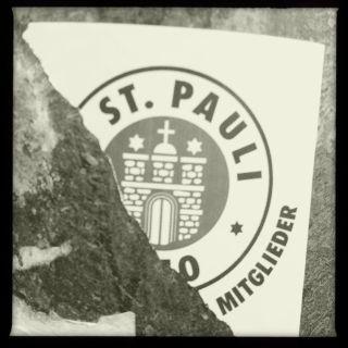 St. Pauli Aufkleber AFM