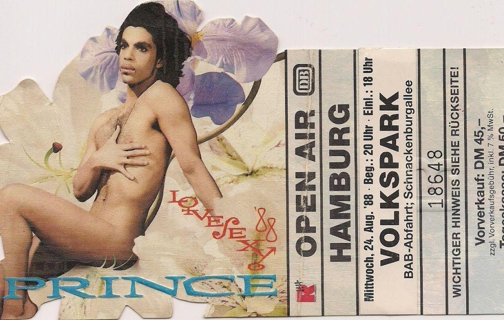 Remember Prince am Millerntor 1988?