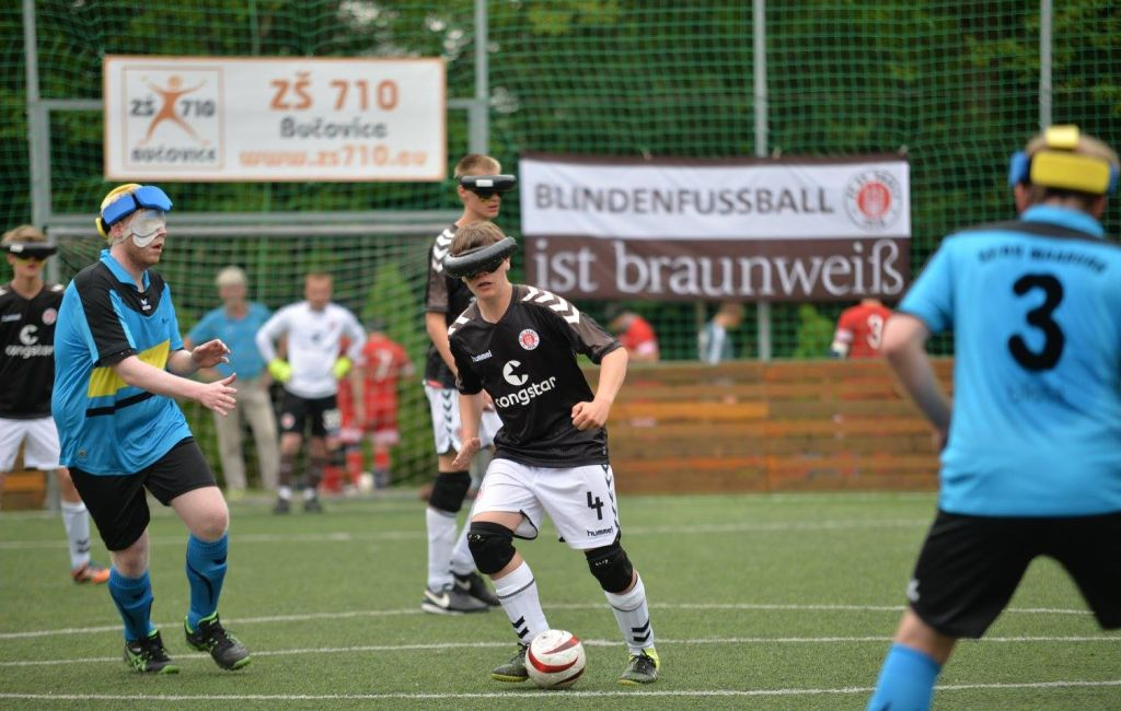 Tipp zum Wochenende: Heimspielrunde für die Blindenfußballer des FC St. Pauli