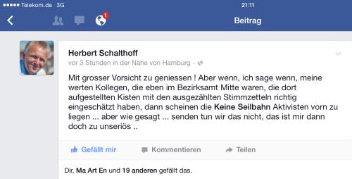 Schalthoff Seilbahn