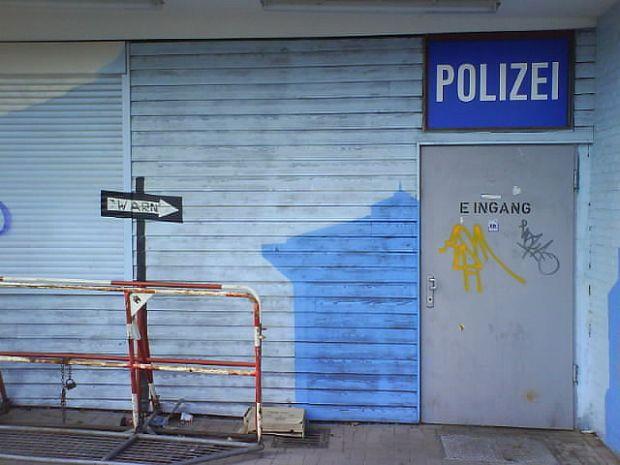DOM Polizeiwache FC St. Pauli