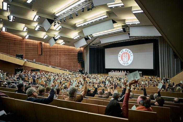 FC St. Pauli Jahreshauptversammlung