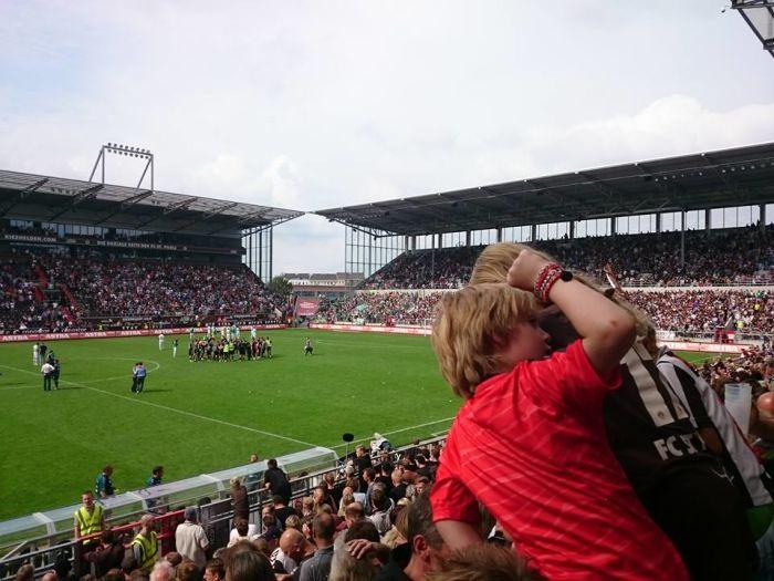 Spieler Kreis FC St. Pauli