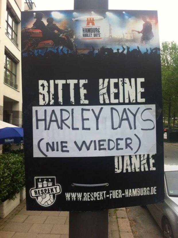 Harley Days HH Plakat