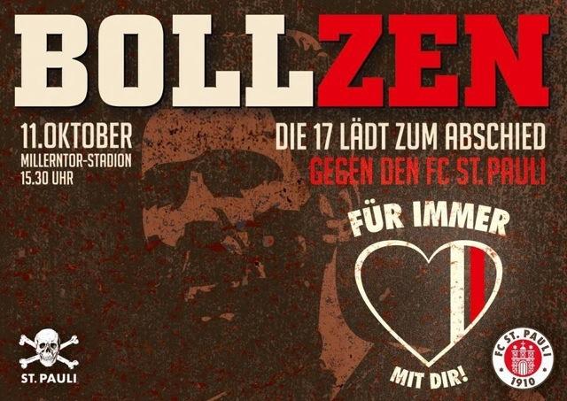 """""""Für immer mit Dir"""" – Abschiedsspiel für Fabian Boll am 11.10."""