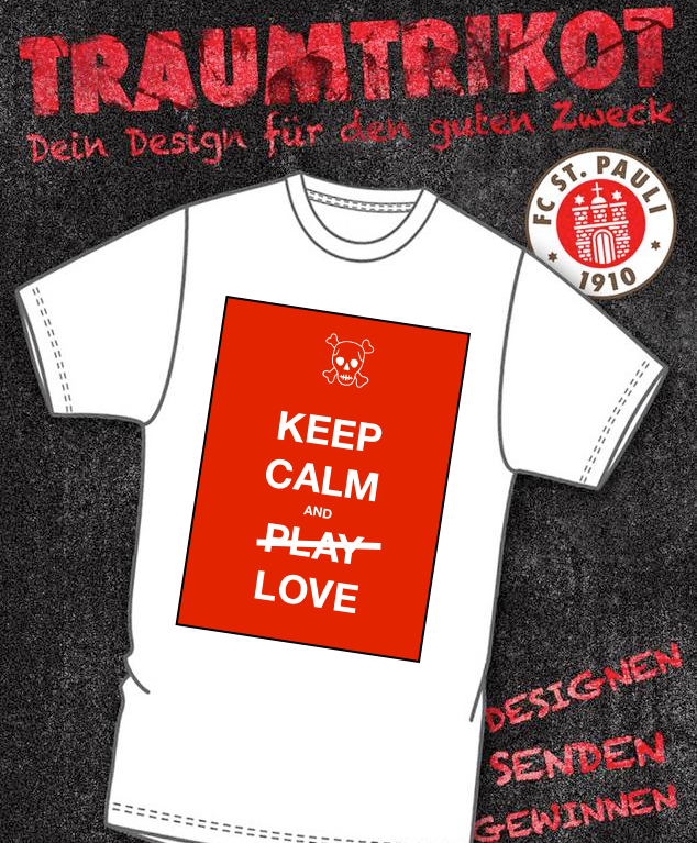 FC St Pauli Traumrikot International Version