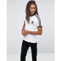 adidas Originals California AZ8128 - T-Shirt - Weiß