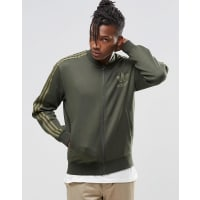 adidas Originals B10720 - Trainingsjacke - Grün