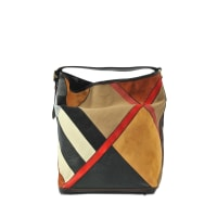 Burberry Tasche Ashby B Medium Patchwork