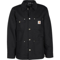 Carhartt Work in Progress Carhartt Wip Michigan Chore Winterjacke black rigid