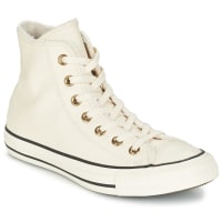 Converse CHUCK TAYLOR ALL STAR CUIR/FUR HI
