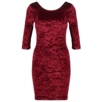 Even&Odd Robe fourreau red
