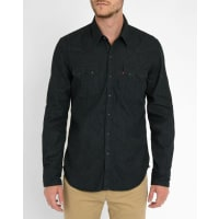 Levi's Charcoal Sawtooth Denim ShirtLEVIS - Charcoal Sawtooth Denim Shirt